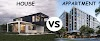 House VS Apartment – Lifestyle Comparison and Much More
