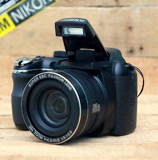 Jual Fujifilm S4300 Bekas - Kamera Prosumer
