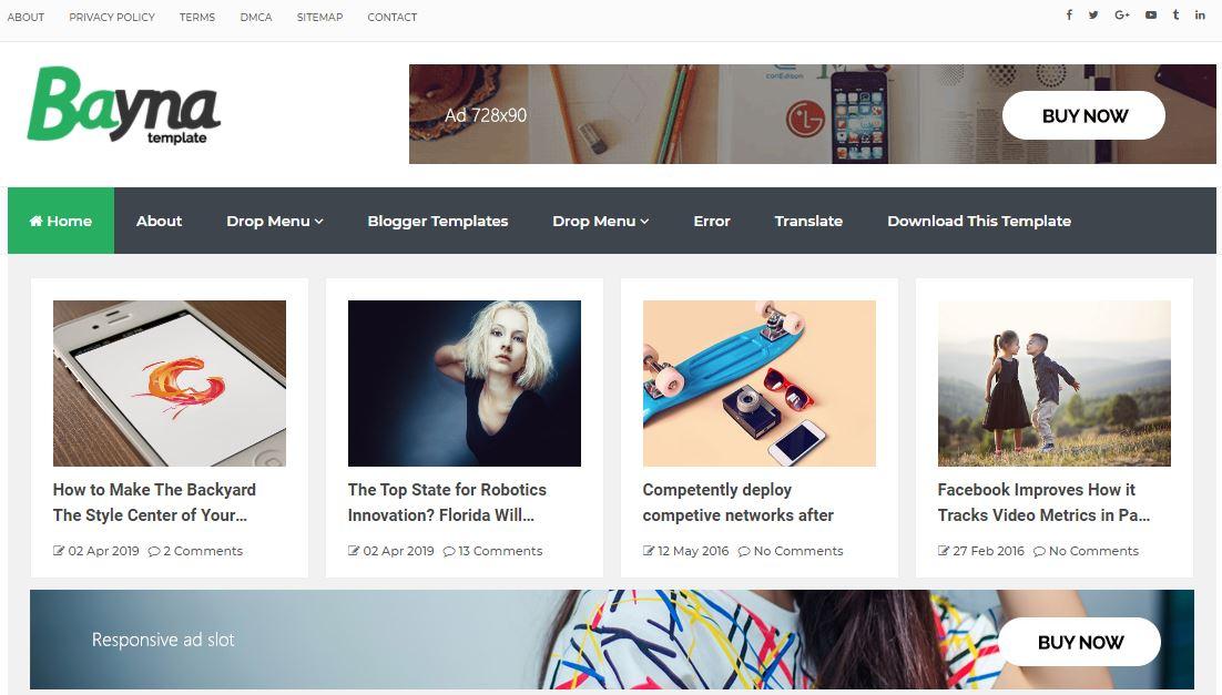 Bayna-premium-version-responsive-blogger-template-free-download