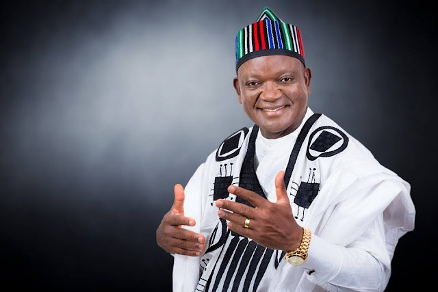 I Was Not Only Elected To Pay Salaries - Ortom Tells Benue Workers