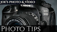 Canon EOS 80D: How To Set Your Language, Date & Time | Photography Tips