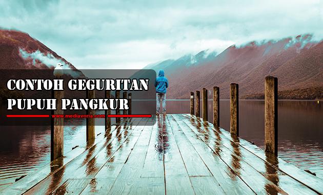 Contoh Geguritan Pupuh Pangkur