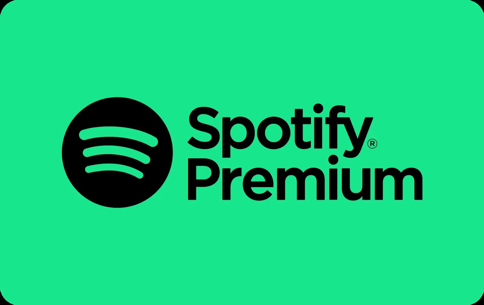 Spotify Premium . يقدم تطبيق الموسيقى الرائع عددًا لا يحصى من الأغاني من الفنانين المفضلين لديك في جميع أنحاء العالم