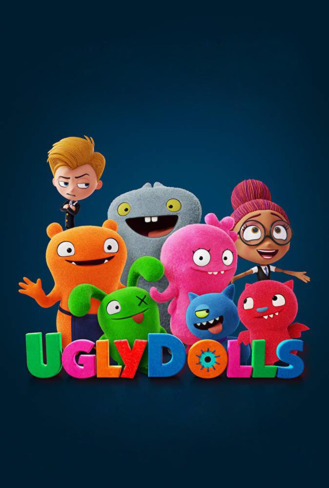UglyDolls [2019] [DVDR] [NTSC] [Latino] [Menú Editado]
