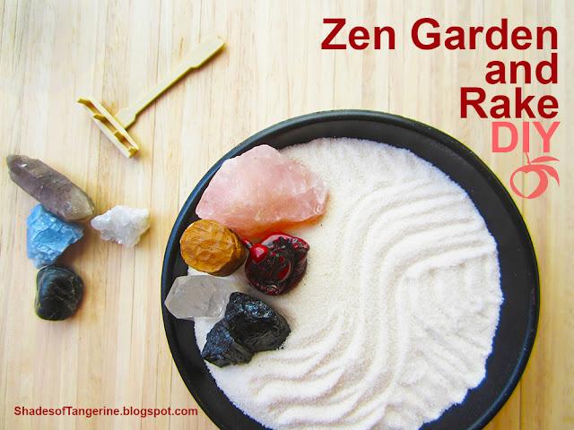 desk zen garden diy - Diy Zen Garden