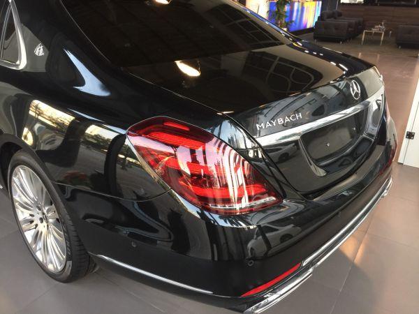 Đánh giá Mercedes Maybach S450 4MATIC 2020