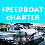 Sewa Speedboat Charter