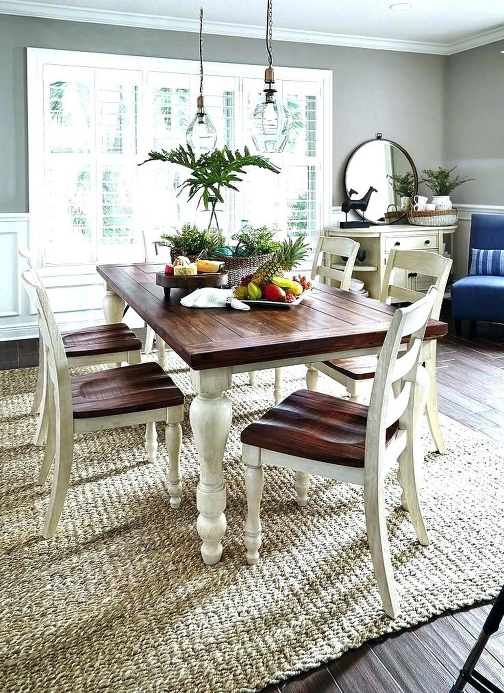 First Idea of Dining Room Design Inspiration