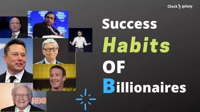 success-habits-of-billionaires