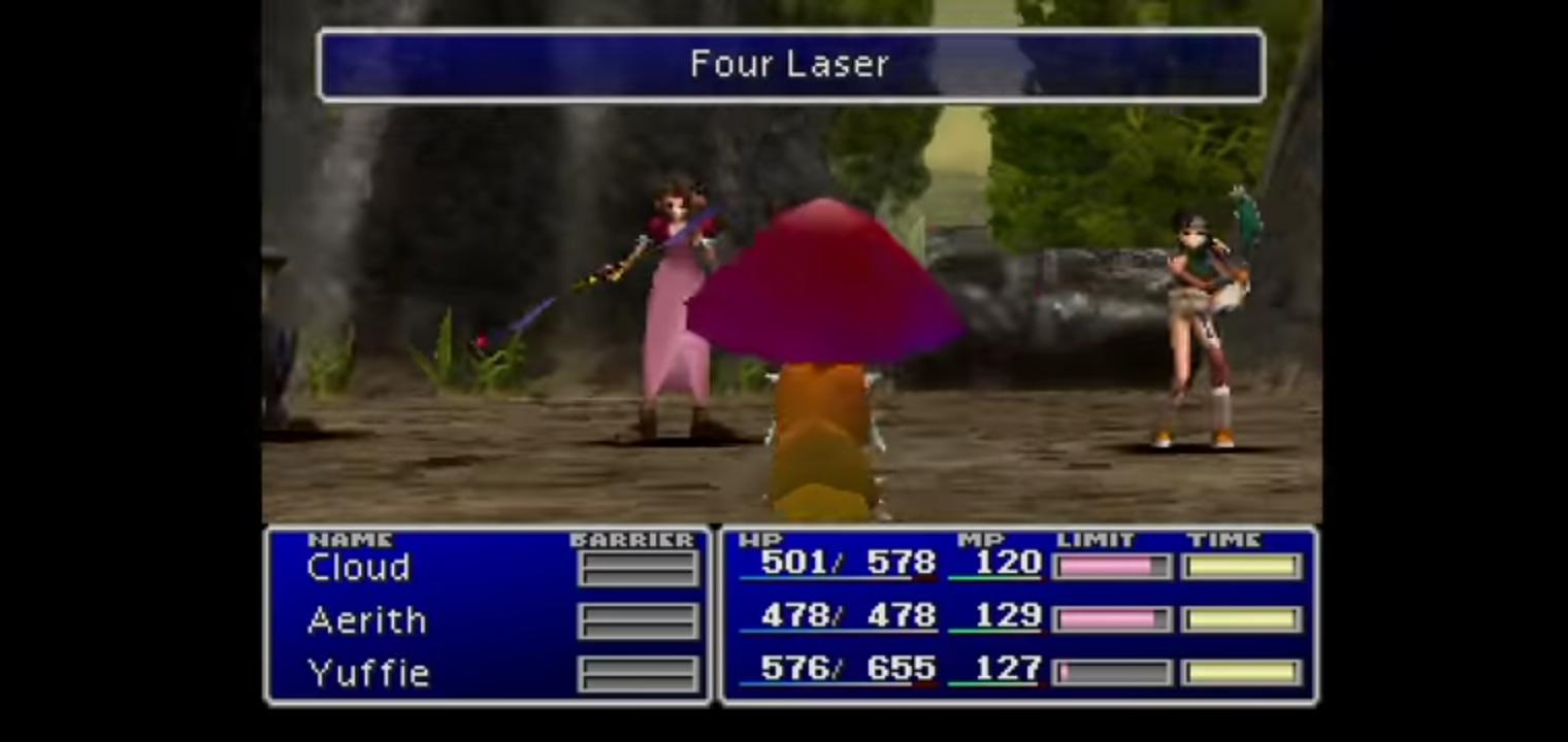 Final Fantasy VII (Disc1) (PSX/PS1) Free Download