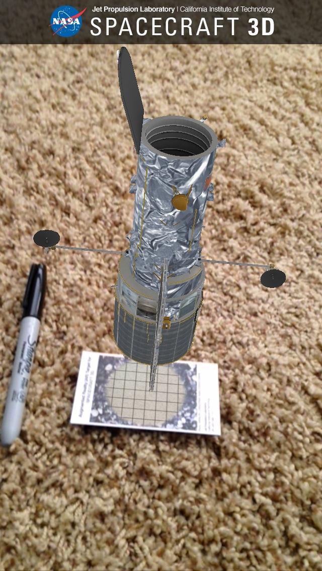 spacecraft 3d marker dinosaur - photo #1