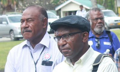 Kep. Solomon : Kami tak akan Kerespon Pernyataan Indonesia
