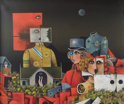 Eduard Alcoy, surrealismo de la vanguardia