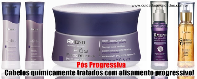 Amend Pós-Progressiva