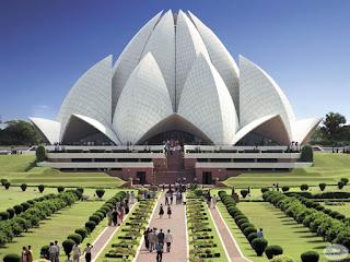 Tempat Ibadah Agama Baha`iyah di India