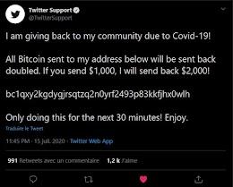 Twitter Hacklendi (Hacked) - Ünlü İş Adamlarının Hesaplarından Bitcoin İstenildi