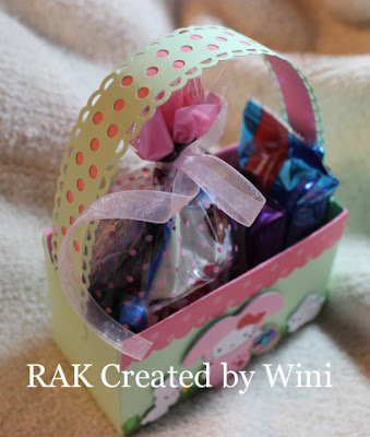 Little cs creations easter basket raks from wini hope you all had a blessed easter my boys and i were blessed with these adorable easter baskets handmade by my girlfriend wini thank u sweet mama negle Gallery