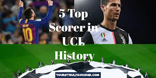 Top Goal Scorers of UEFA Champions league history
