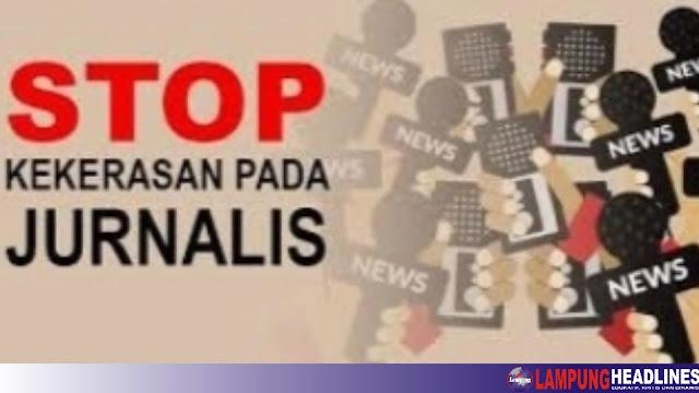 FPII Lampung Siap Gelar Demo, Buntut Kekerasan Terhadap Wartawan Oleh Oknum Ketua DPRD Lampura