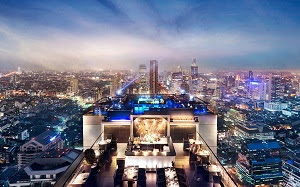 Rooftop Dining Bangkok tahun ini