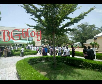 Hot Gist: See Pictures - FedPoly Bauchi Students protests as ASUP reaffirmed their stands on indefinite strike