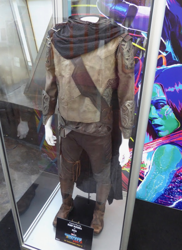 Ego film costume Guardians Galaxy 2