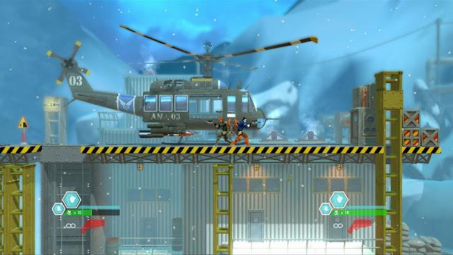 Bionic Commando Rearmed For free