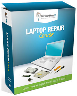 LAPTOP REPAIR VIDEO COURSE