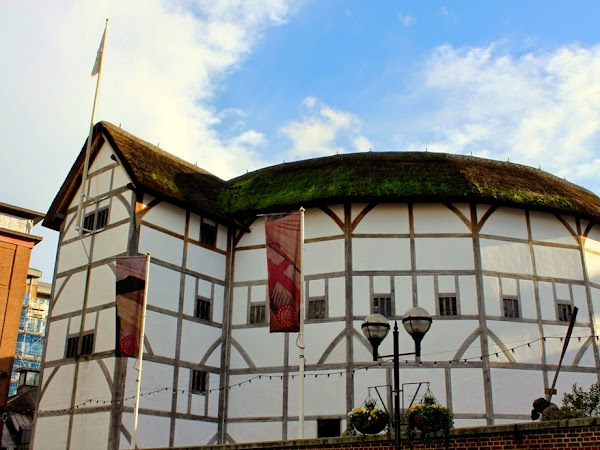 Shakespeare's Globe exhibition and tour