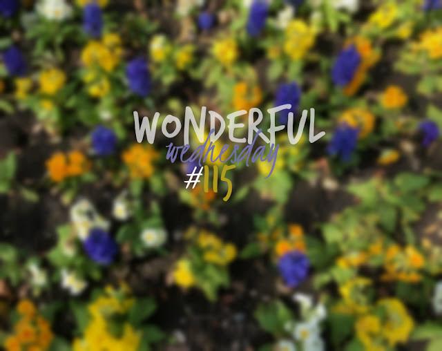 Wonderful Wednesday #115