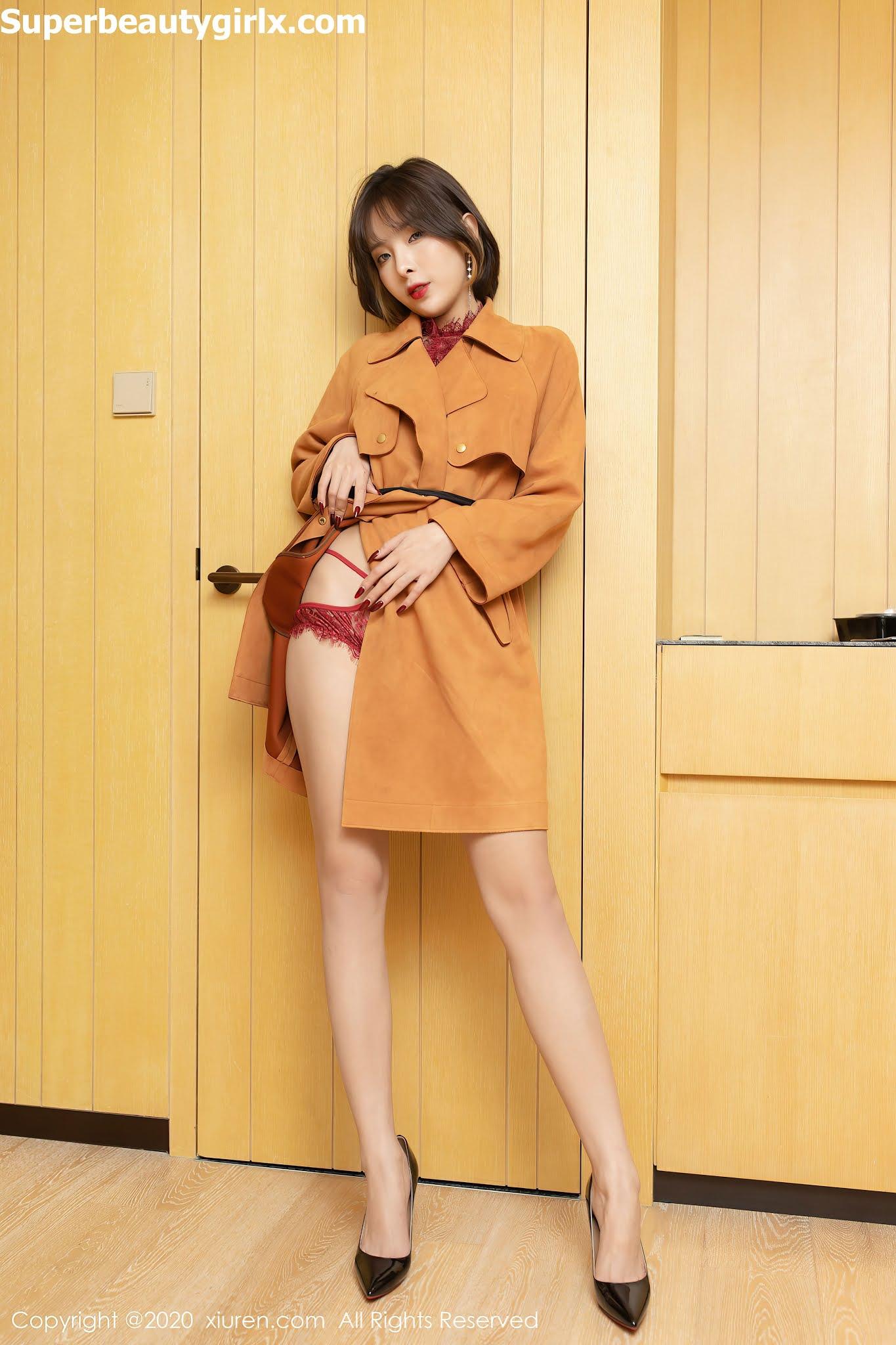 XIUREN-No.2922-Chen-Xiao-Miao-Superbeautygirlx.com