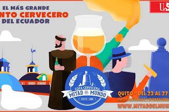 Semana Cervecera y Copa Mitad del Mundo 2019