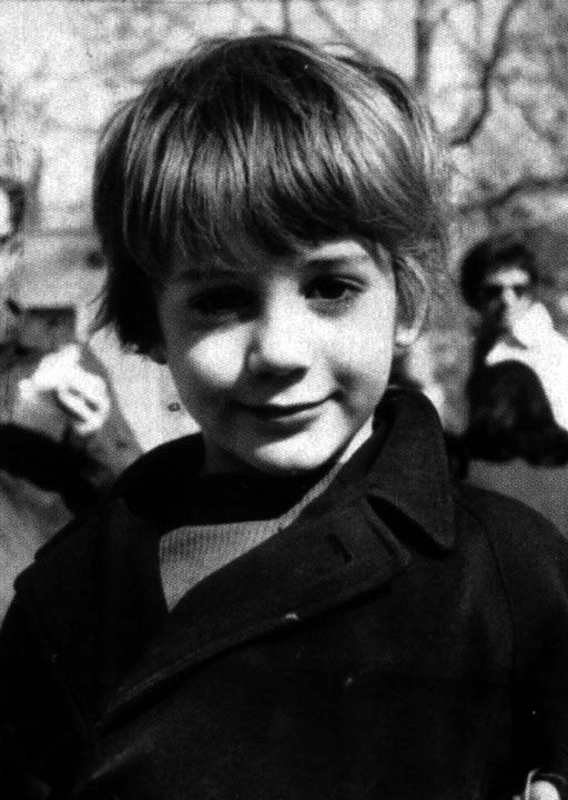 Robert Downey Jr Young