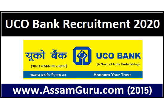 bank of UCO Recruitment 2020