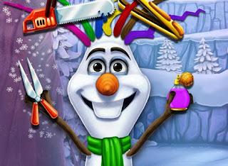 Olafs Real Twigs Frozen Online Games