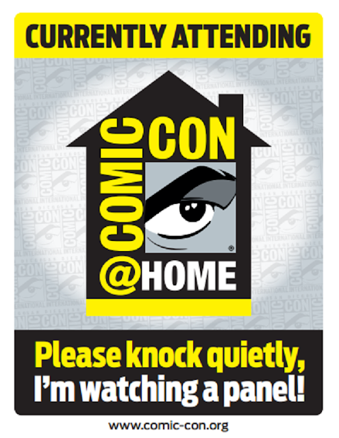 How To Take Part In Comic-Con@Home July 22-26, 2020