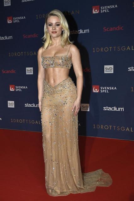 Zara Larsson – Swedish Sports Awards