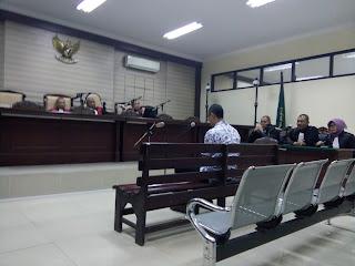 Kasus Suap Pimpinan DPRD Kota Mojokerto, Wiwiet Febriyanto Dituntut 2 Tahun Penjara