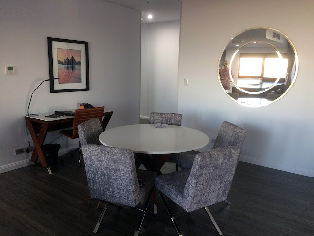Meriton Church Street Parramatta Dining Room