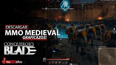 descargar Conqueror's Blade para pc