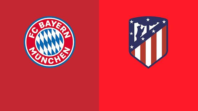 مشاهدة مباراة أتلتيكو مدريد وبايرن ميونيخ  دوري أبطال أوروبا بث المباشر