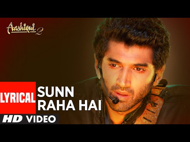 Sun Raha Hai Na Tu Hindi Lyrics