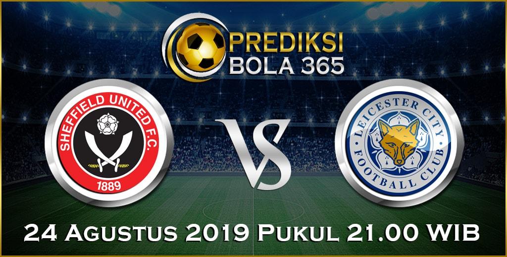Prediksi Skor Bola Sheffield Utd vs Leicester 24 Agustus 2019