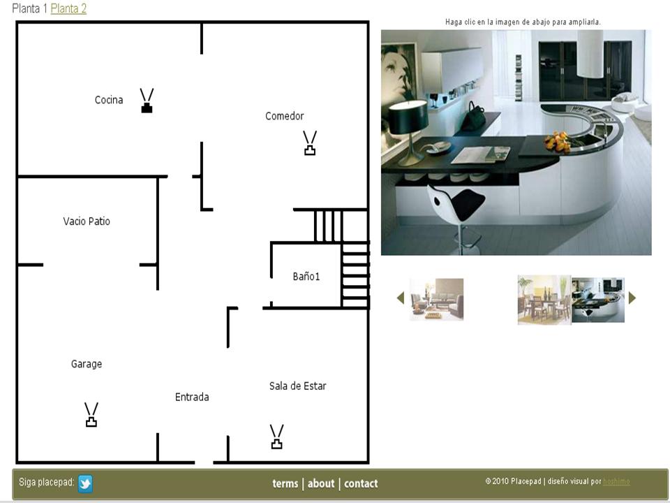 Crea tu propia casa dise o de planos gratis con placepad - Crea tu propia casa ...
