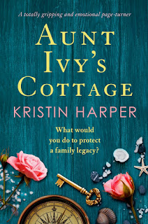 Book Review: Aunt Ivy's Cottage, by Kristin Harper
