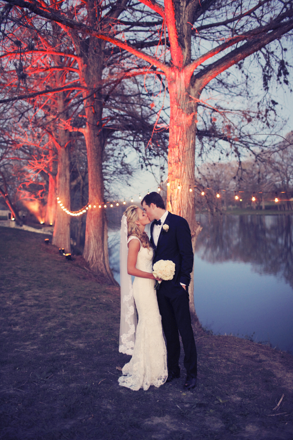 Rustic+classic+traditional+black+tie+platinum+wedding+bride+groom+rowing+country+club+purple+modern+succulents+succulent+centerpieces+lighting+lights+Gideon+Photography+23 - Black Tie & Cowboy Boots Required