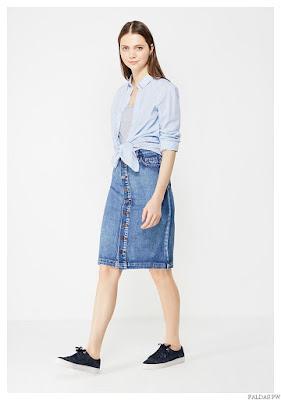 Faldas con Botones