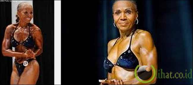Ernestine Shepherd
