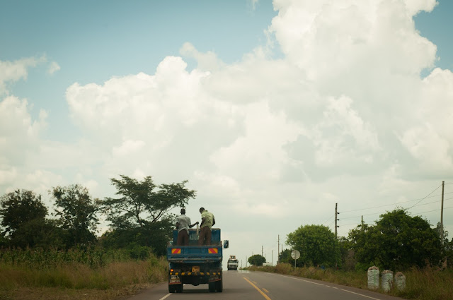 Kampala - Murchison Falls NP, Uganda