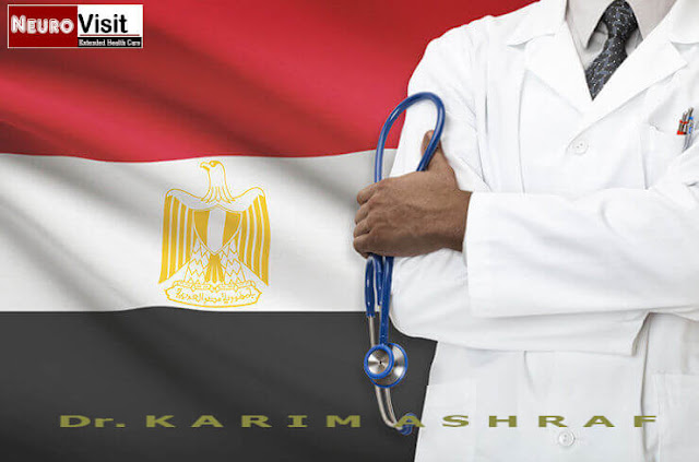 Stroke Rehabilitation  - Stroke Rehabilitation as a part of Healthcare in Egypt